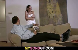 شوهر با الاغ محکم سرطان را به همسر خود می زند و خروس کانال فیلم پورن خود را در بیدمشک خیس خود قرار می دهد