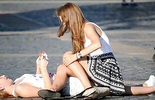 قبل از بازدید ، دختران لزبین اوقات خوبی را بر روی نیمکت گذراندند لینک کانال تلگرامی فیلم سوپر